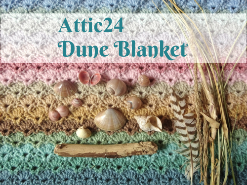 The Dune Blanket van Attic24