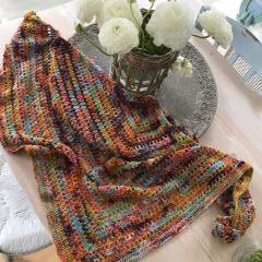 sjaal van Pappagallo